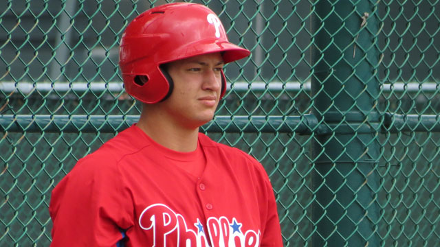 Phillies hope prospects grow in Gulf Coast League