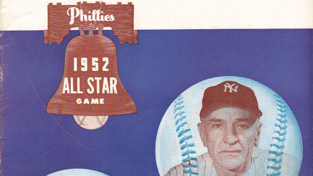 Reliving the 1952 All-Star Game at Shibe Park