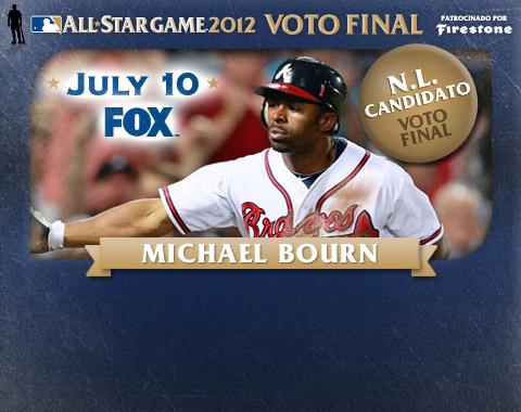 Elige a Bourn a través del Voto Final
