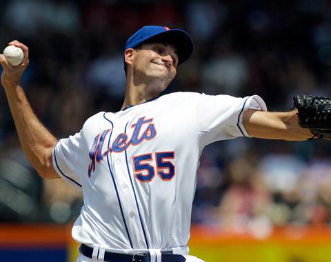 Mets no lograron completar barrida de Filis