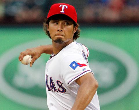 Darvish saltará su próxima apertura
