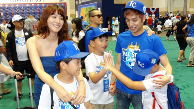 Korean Little Leaguers take All-Star trip of lifetime