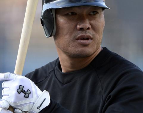 Los Yankees firmaron a Kosuke Fukudome