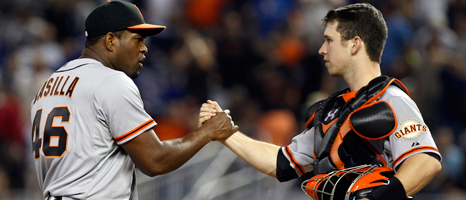 Buster Posey: Preparation is important