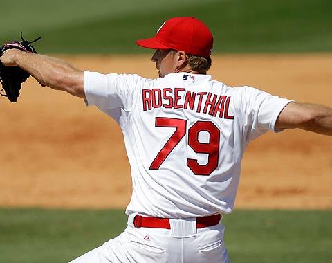 Rosenthal subido por S.L.; Cleto a Triple-A