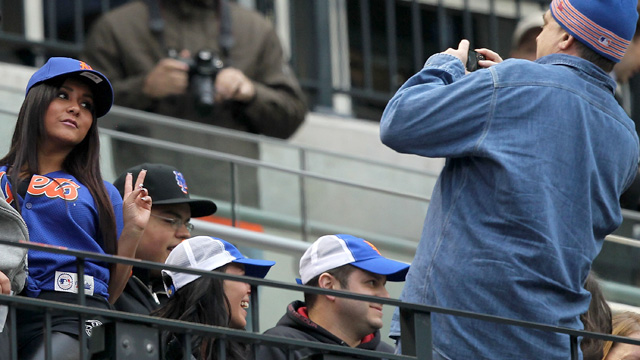 Mets fan 'Snooki' to visit Citi Field on Monday