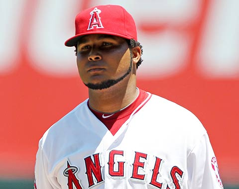 Haren, Ervin: decisiones difíciles para Angels