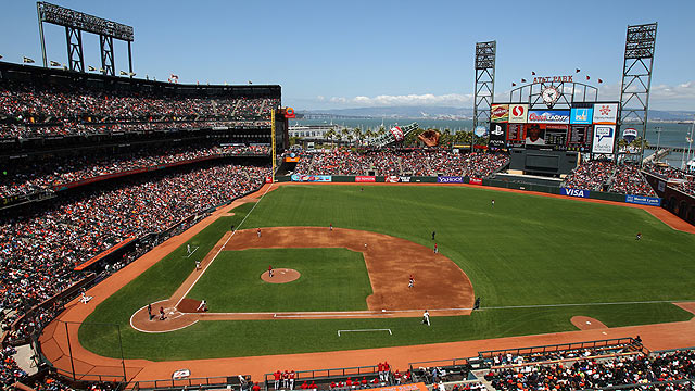 Giants excited to host World Baseball Classic
