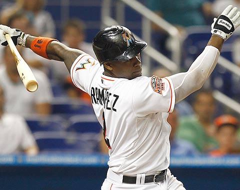Hanley Ramírez cambiado a los Dodgers