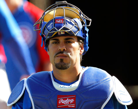Cubs enviaron a Geovany Soto a Rangers
