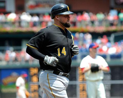 McGehee pasa de Piratas a Yankees