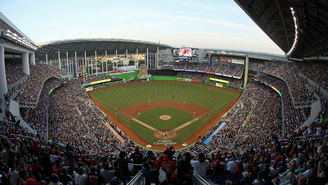 Marlins Park to host Miami Soccer Challenge