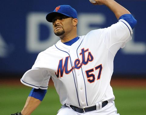 Johan se uniría a Mets la próxima semana