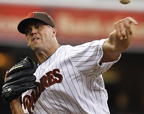 Richard, Padres dominaron a los Mets