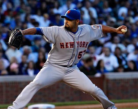 Johan volvería con los Mets el sábado