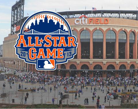 Mets presentaron el logo para el All-Star