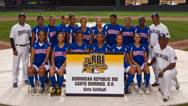 Dominican RBI overpowers Harrisburg for softball title