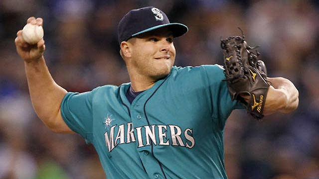 Mariners Notebook: Aug. 15, 2012