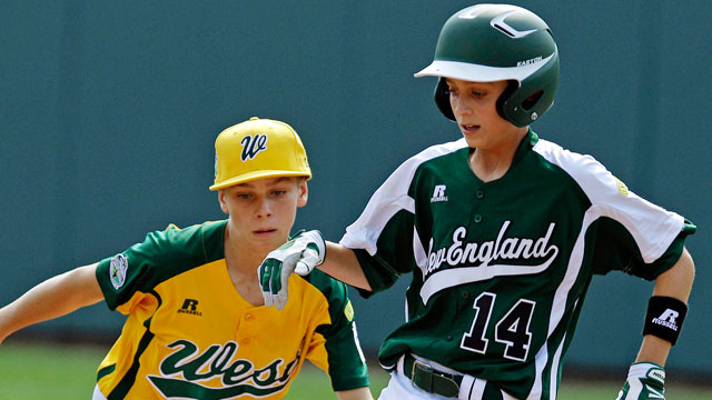 California, Japan win as LLWS kicks off