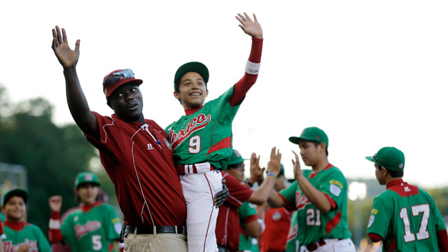 New Jersey among winners in Little League WS