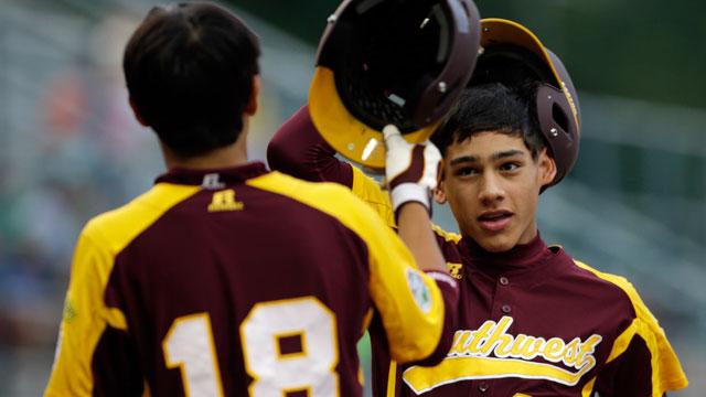 Four unbeatens roll at Little League World Series