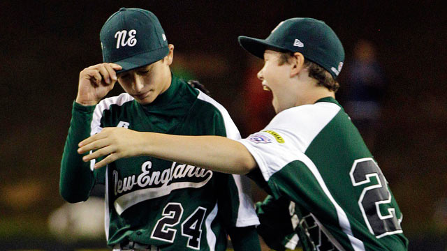 Youngster tosses 47th no-no in LLWS history