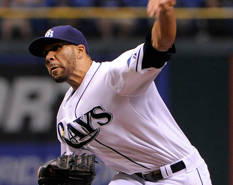 Rays desperdiciaron joya de Price vs. K.C.