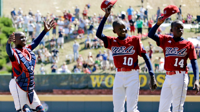 Uganda first African nation to win LLWS game