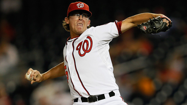 Overshadowed bullpen key to Nationals' success