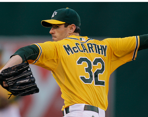 Diamondbacks firman a Brandon McCarthy