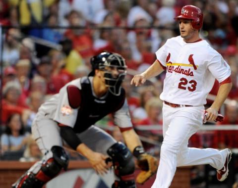 Astros fueron blanqueados por Wainwright