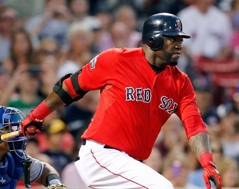Ortiz y Boston cerca de un nuevo pacto