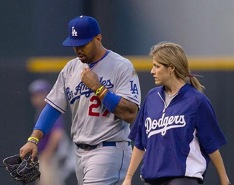Rockies le repitieron la dosis a Dodgers