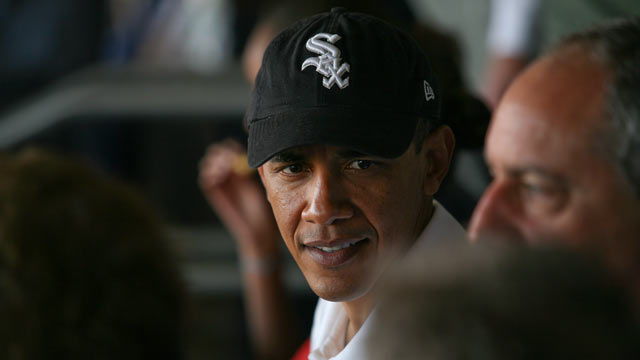 White Sox junior squad meets Obama on DC trip