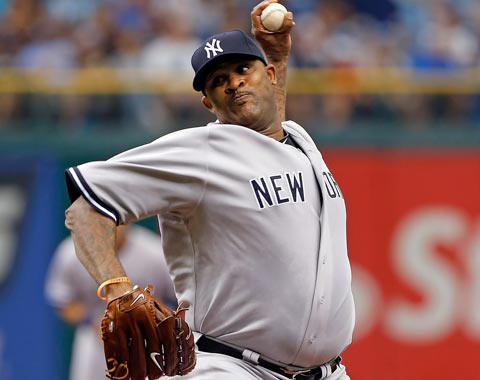 Yankees pierden terreno al caer vs. Rays