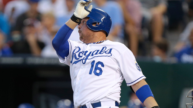 Royals to start 2013 on road against White Sox