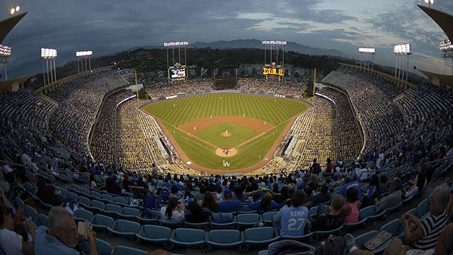 Dodgers' '13 slate features two series with Yanks