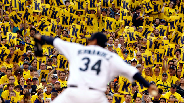 Mariners start 2013 with familiar foe in A's