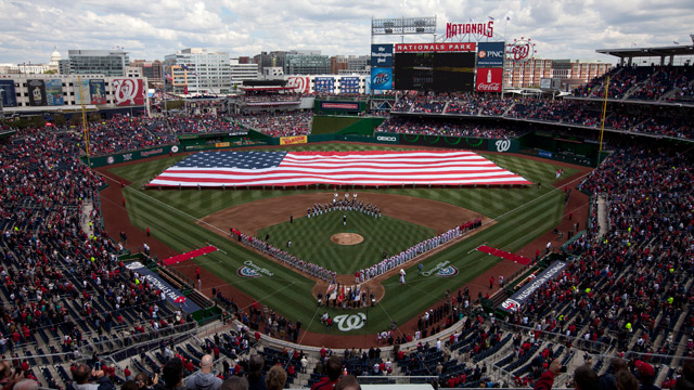Nationals to open 2013 schedule at home vs. Miami