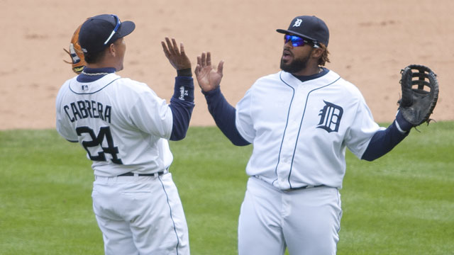 Tigers set to open 2013 slate at Target Field