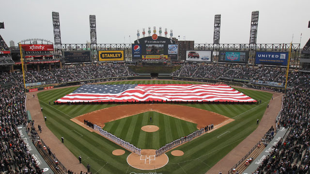 White Sox to open '13 slate on April 1 vs. KC