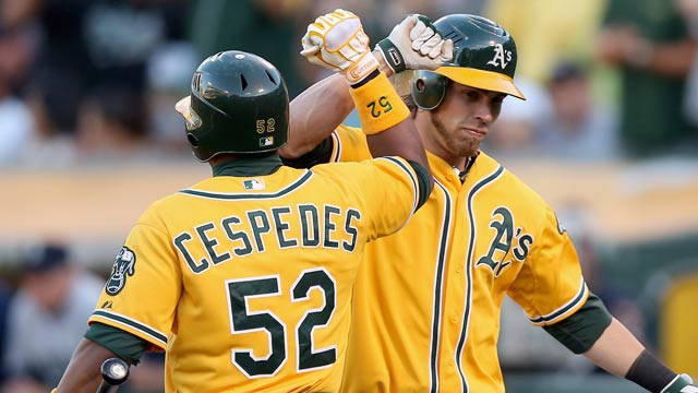 Big changes ahead for A's, as 2013 schedule released