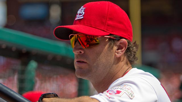 Matheny's evolution into leader began long ago