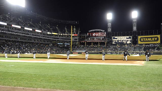 White Sox-Tigers finale postponed, set for Monday