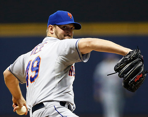 Niese brilla en la victoria vs. Milwaukee