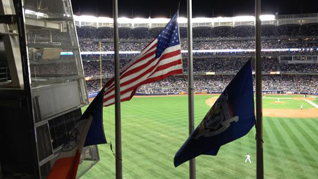 Flags across MLB at half-staff to mourn Libya attack