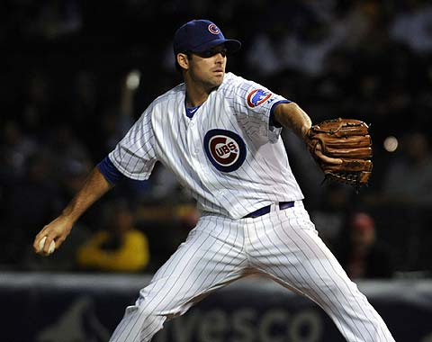 Cubs caen y son dominados por Bailey
