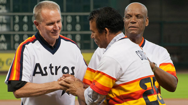Astros' Legends a timeless bunch