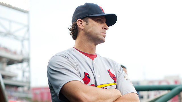 To keep cohesion, Matheny OK with taking blame