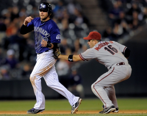 Rockies evitaron ser barridos por D-backs